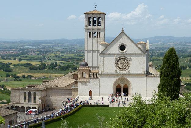 Basilique Saint François