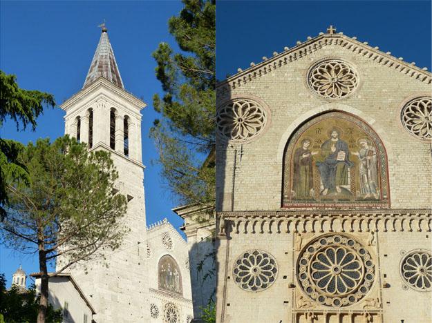 Spoletto : le Duomo