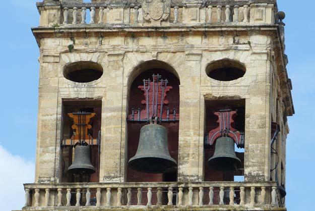 Cordoue : Clocher de la mosquée
