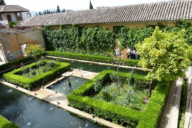 Jardins du Generalife
