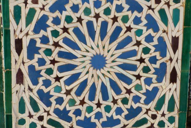 Séville : azulejos