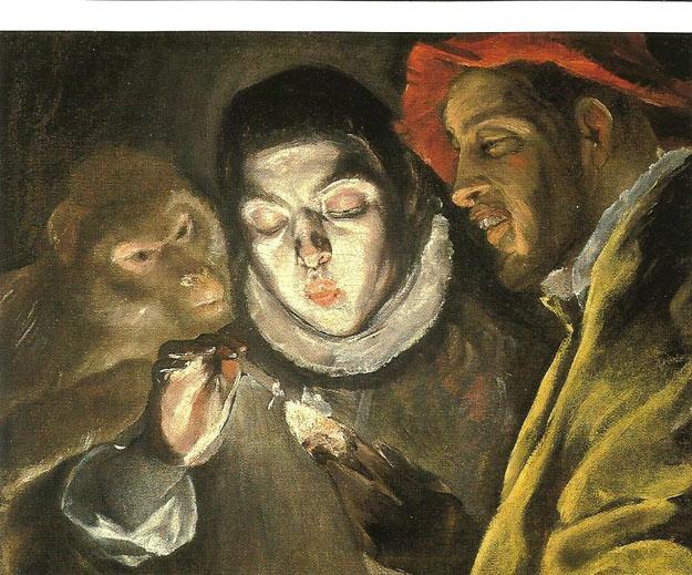 Prado : El Greco, Fabula