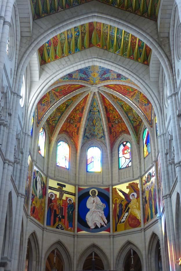 Cathédrale de Santa Maria de La Almudena