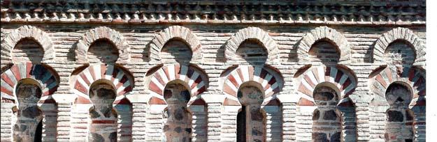 Mosquée (détail)
