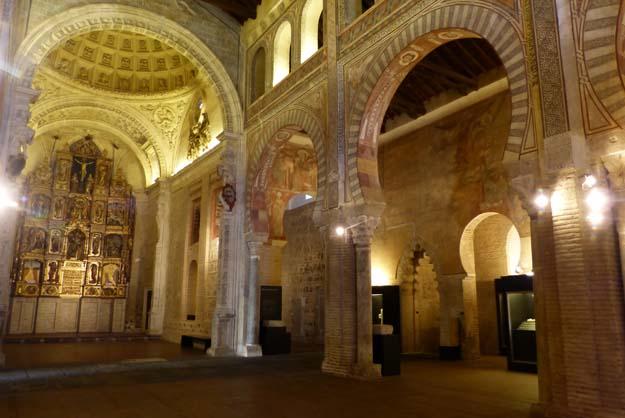Eglise wisigothe San roman