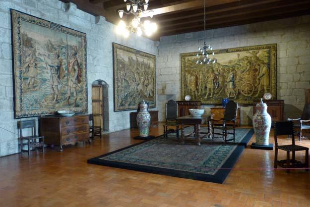 Salle du Pacos dos Duques, Guimaraes
