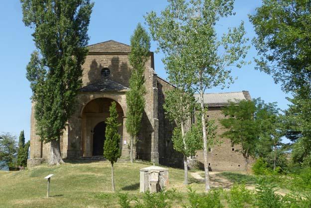 Eglise de San Urbez