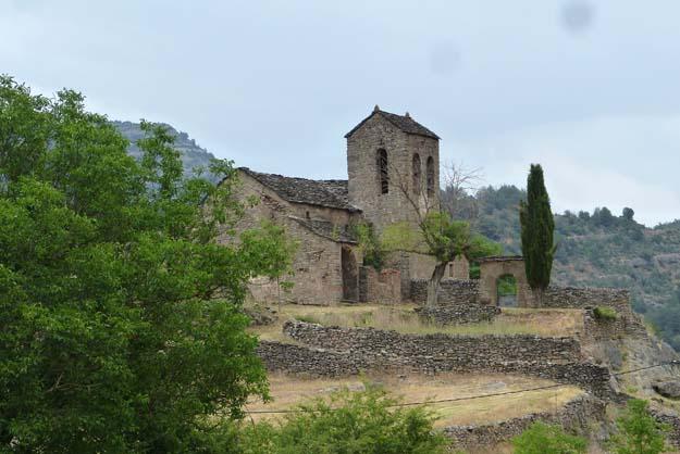 L'église de Bara