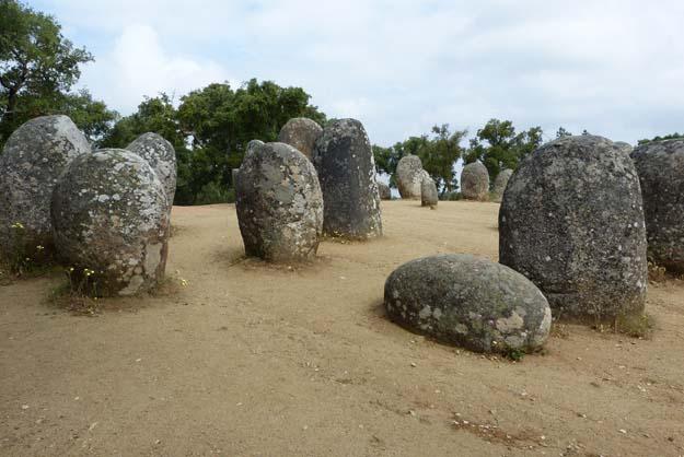 Les mégalithes d'Almendres