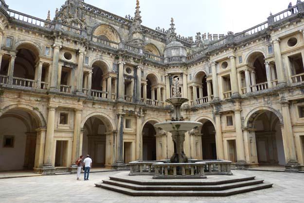 Le monastère de Tomar